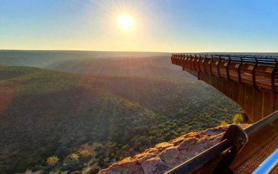 Engineering the Kalbarri Skywalks, Western Australia's Newest Attraction